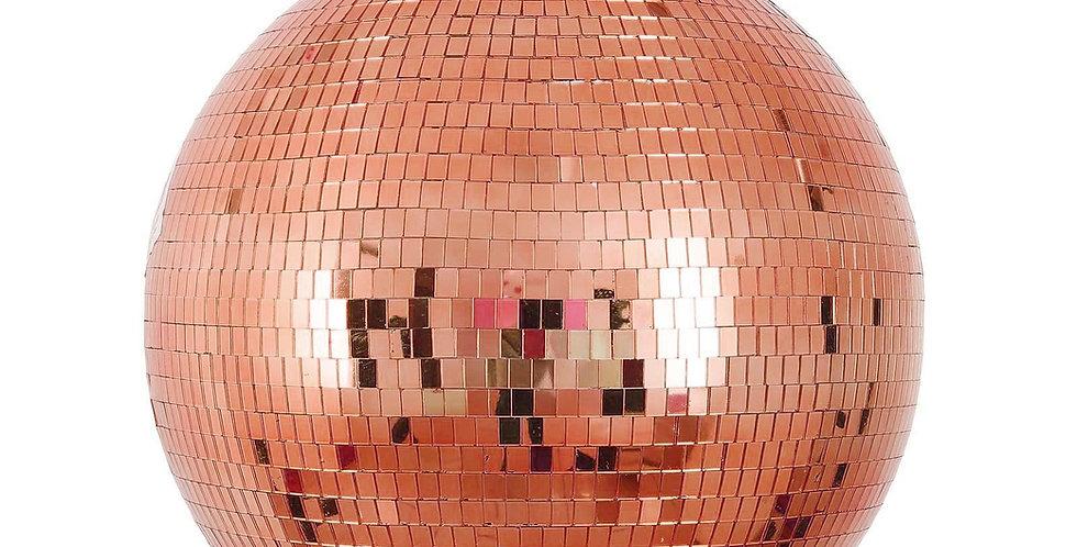 Chaumont Rose Gold Disco Balls