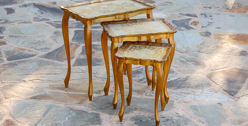 Nowland Nesting Tables