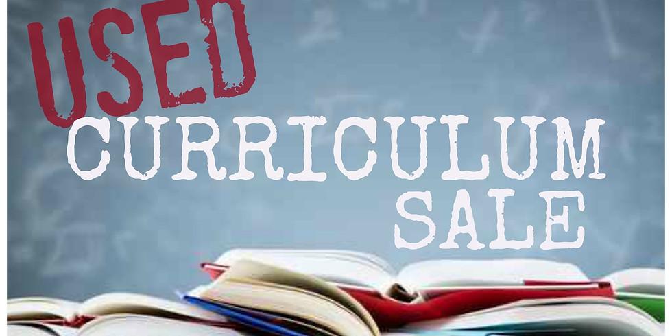 USED CURRICULUM & BOOK SALE HENDERSON