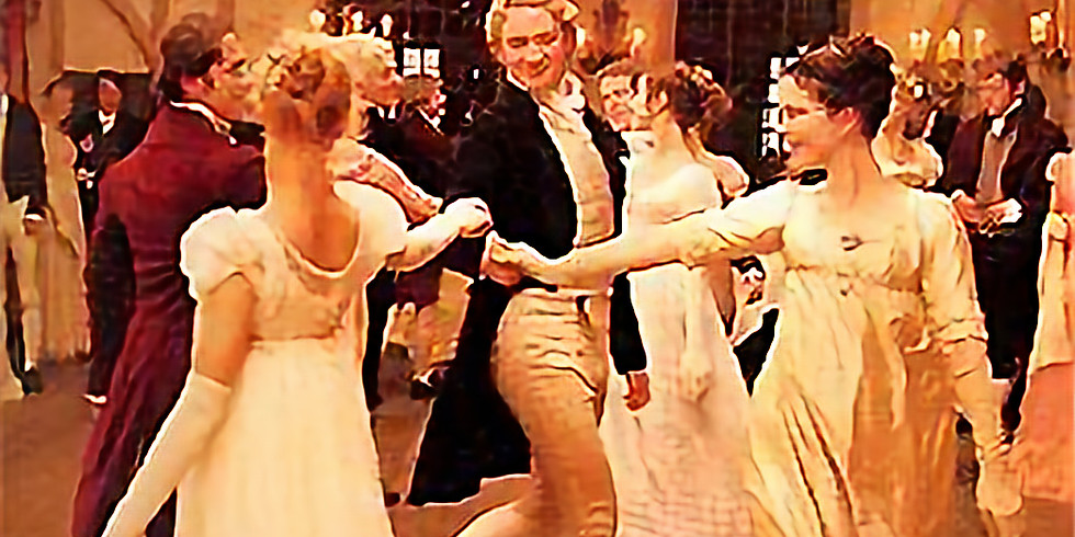 Winter Regency Dance