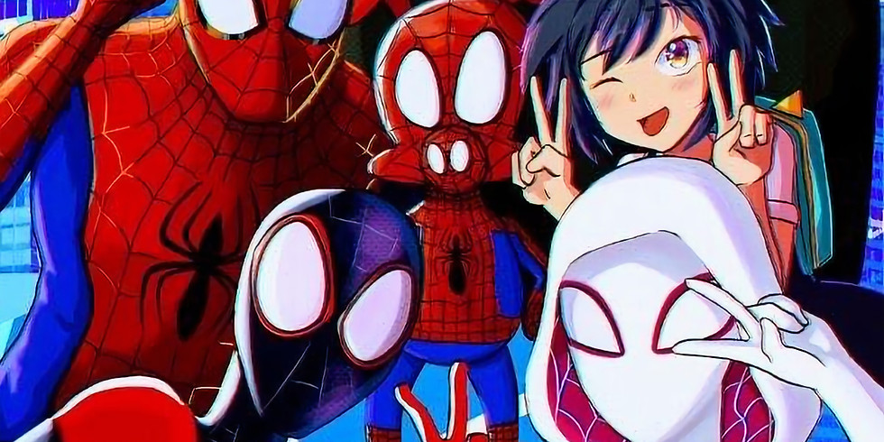 Teen Super Hero Party