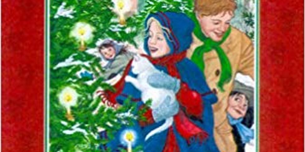 Mandie & Joe's Christmas Surprise Play