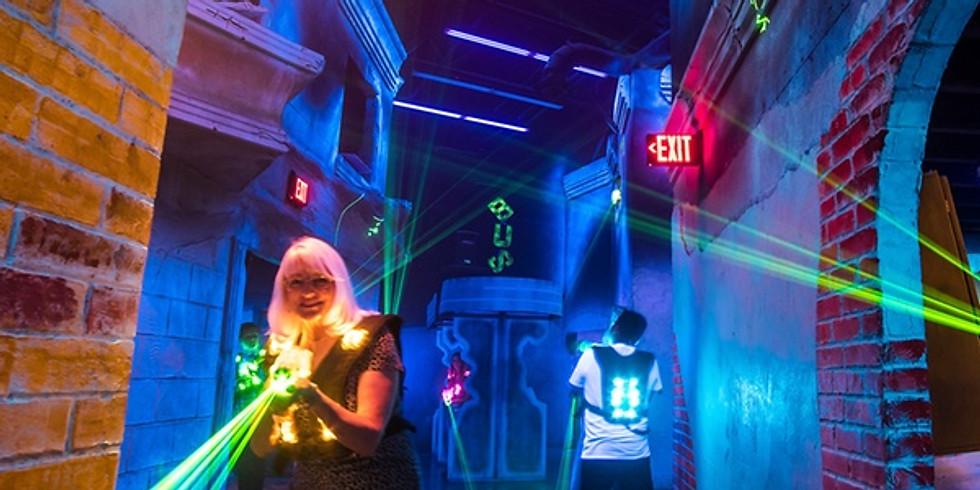 Battle Blast Laser Tag!!!