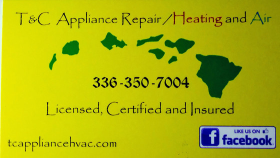 Your #1 Appliance Repair & Heating and Air Source
