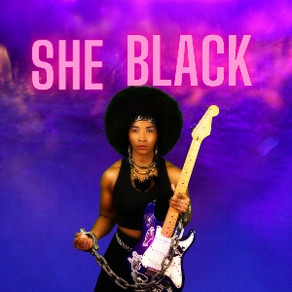 Melody Angel - She Black