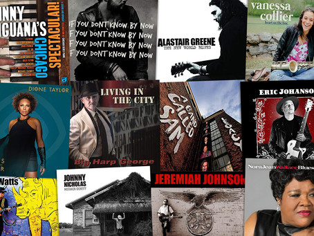 Marty Gunther's Red, Hot 'n Blues Music Reviews - December 2020