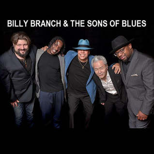 HOT SHOW - April 30-May 1: Billy Branch & Sons of the Blues at Rosa's