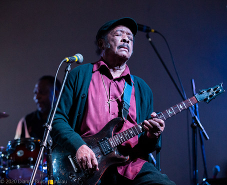 HOT SHOW - April 22: Jimmy Johnson & Chicago Blues SuperSession at Hey Nonny