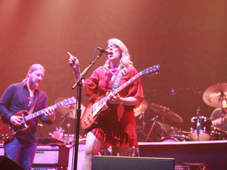 Tedeschi Trucks Band – Chicago Theatre January 25, 2020