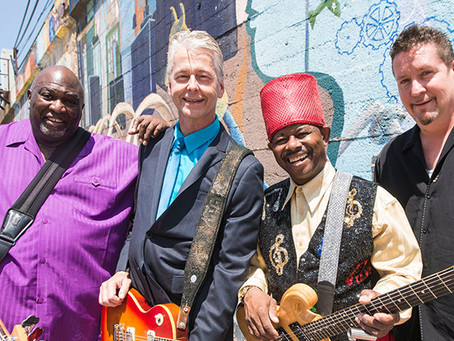 HOT SHOW - June 5: Lil' Ed & The Blues Imperials at The Venue