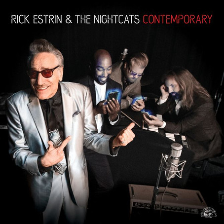Rick Estrin & The Nightcats - Contemporary