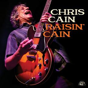 Chris Cain - Raisin' Cain