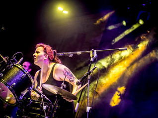 Lindsay Beaver: Give The Drummer Some