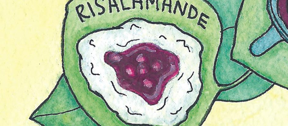 Risalamande: A dish to bridge two worlds