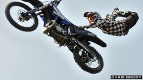 Julian Dusseau's Mottocross Stunt Rider's