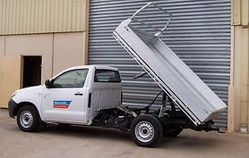 We Rent Utes and 4WD at Newcastle Car and Truck Rental
