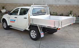 Ute Hire at Newcastle Car and Truck Rental