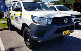 Site Ready 4WD at Newcastle Car and Truck Rental