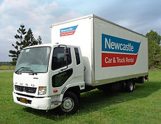 Truck Hire at Newcastle Car and Truck Rental