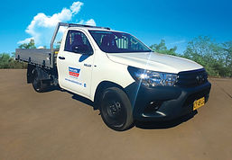 We Rent Utes at Newcastle Car and Truck Rental