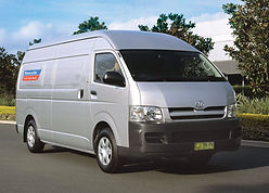 Site Ready Vehicles at Newcastle car and Truck Rental