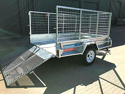Trailer Rental Hire at Newcastle Car and Truck Rental
