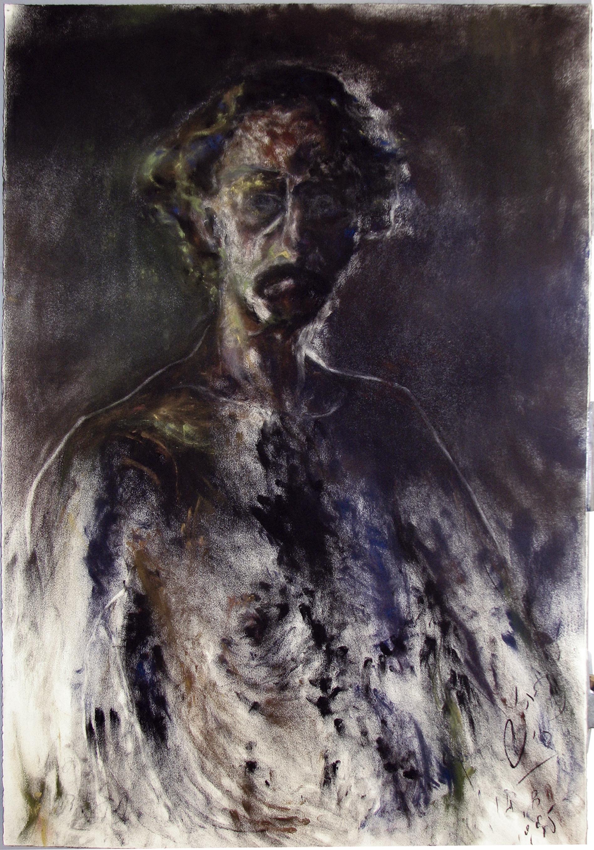 Pigmented Selfportrait II - 1995