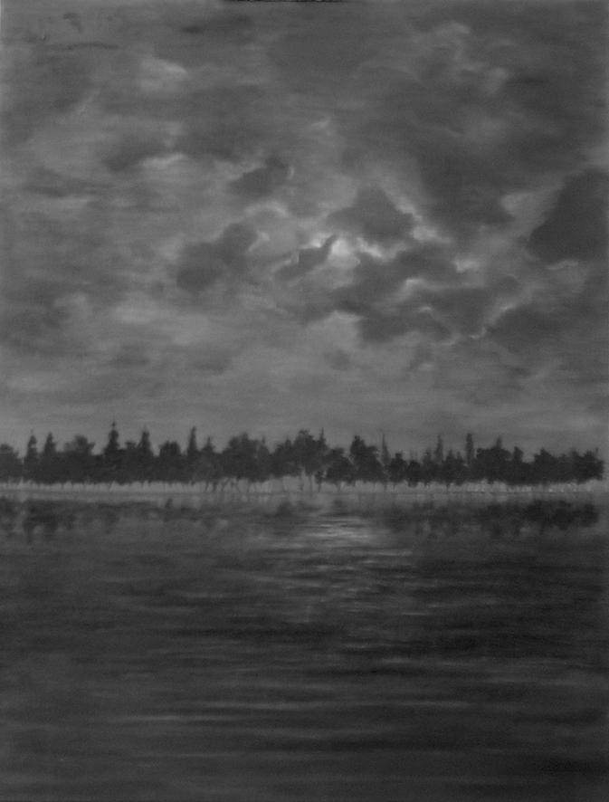 Night Sky II - 2005