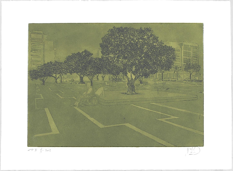 Urban Olive Trees 6 - CP II - 2012_edited