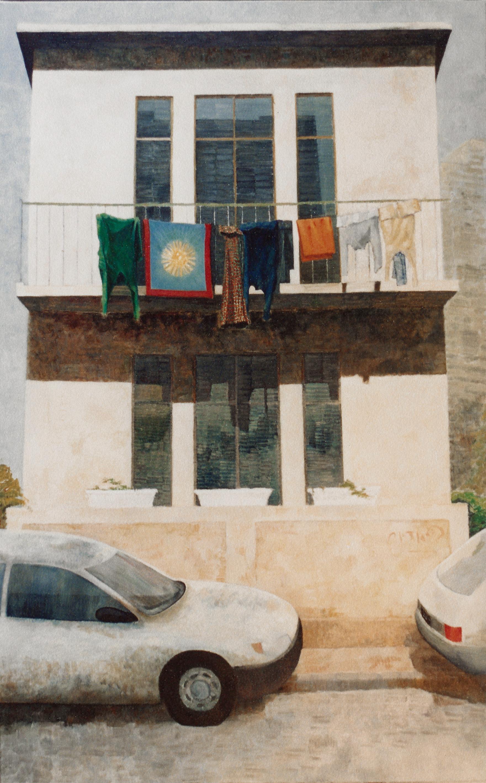 Southern Facade - 1998