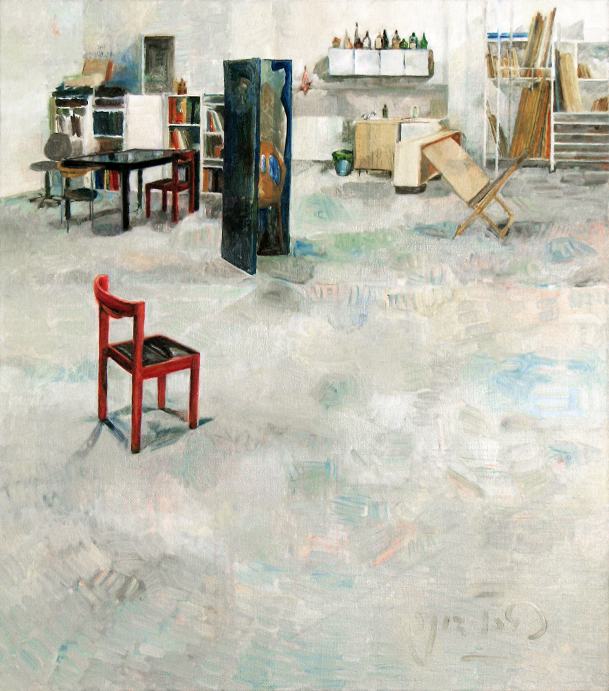 Chair in the Studio - 2008.jpg
