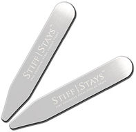 Stainless Steel Collar Stays for Dress Shirts