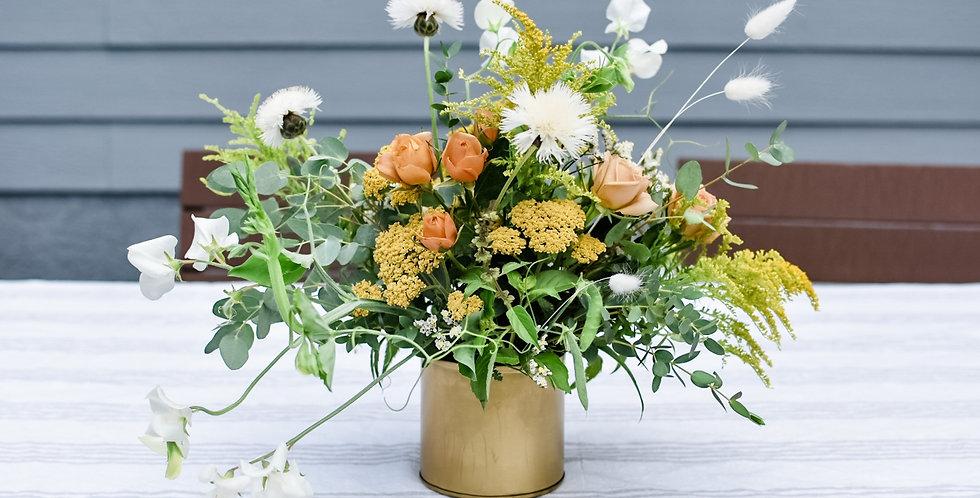 4x Subscription   Grand Arranged Flowers