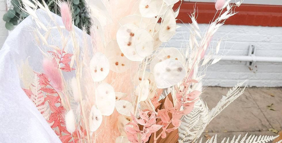Dried Flower Wrap