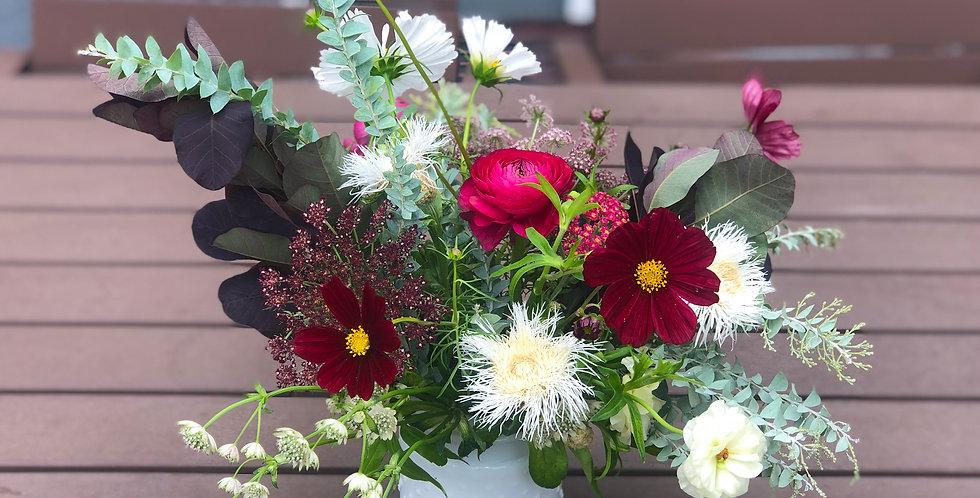 4x Subscription | Petite Arranged Flowers