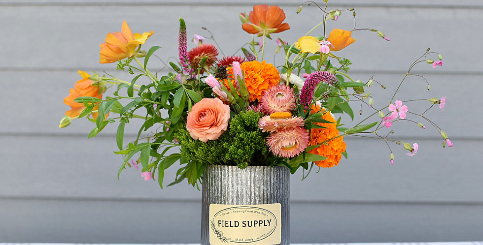 Grand Arranged Flowers