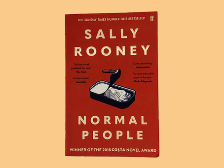"""Normal People"" von Sally Rooney"