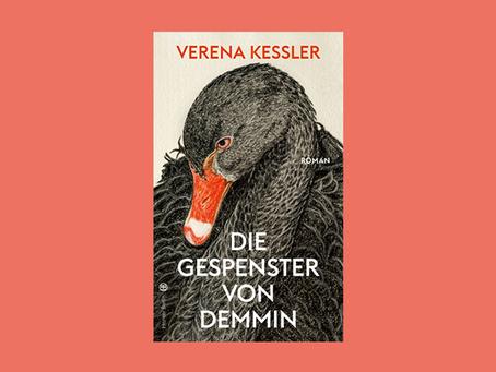 """""""Die Gespenster von Demmin"""" von Verena Keßler"""