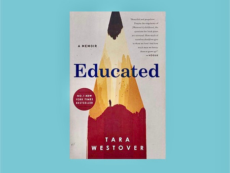 """""""Educated"""" von Tara Westover"""