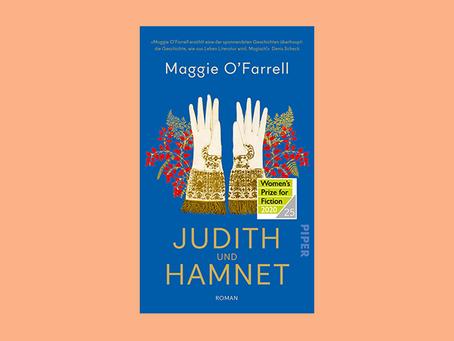 """""""Judith und Hamnet"""" von Maggie O'Farrell"""