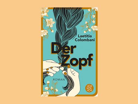 """Der Zopf"" von Laetitia Colombani"