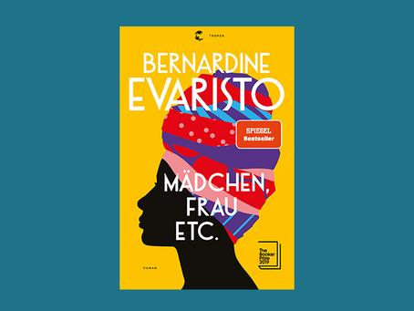 """""""Mädchen, Frau, etc."""" von Bernardine Evaristo"""