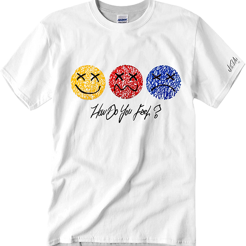 How do you feel? T-shirt size XLarge