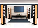 TV & Surround Sound Installation