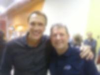 Ron Lemon with Pastor Ed Young Jr.jpg at