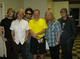 Paul, Steve, Mike, Ron, Derri and Terry!