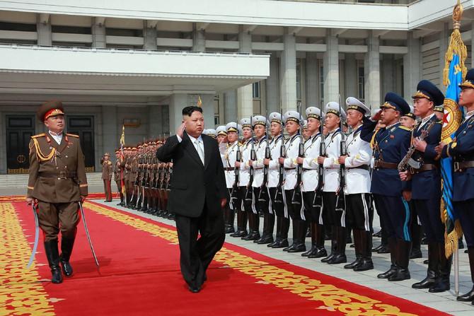 EUA estão pressionando nosso país para uma guerra nuclear, afirma Coreia do Norte