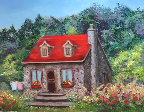 Sweet Home in the Countryside