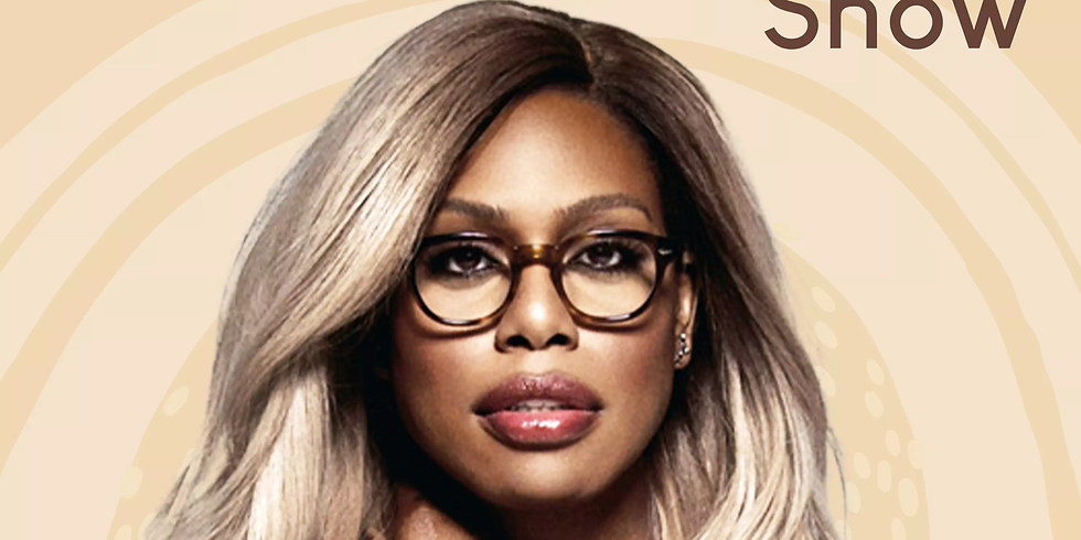 """The Laverne Cox Show, """"Fatphobia and Diet Culture with Virgie Tovar"""""""
