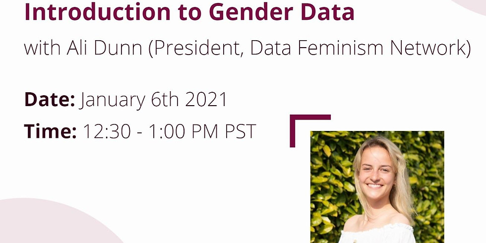 Introduction to Gender Data